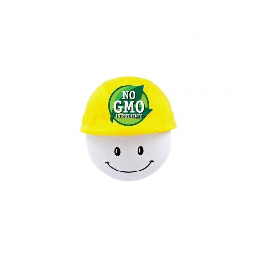 Giảm stress hình trái bóng đội nón bảo hộ