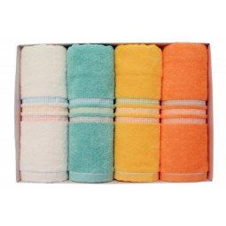 Bộ 4 khăn Songwol - AB ROW FACE