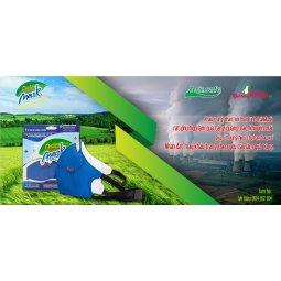 Khẩu trang AsiaMask phù hợp làm quà tặng quảng cáo khuyến mại