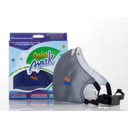 Khẩu trang than hoạt tính AsiaMask xé dán